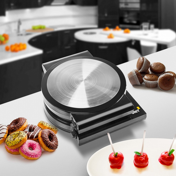 Чудо-Пекарь (3 в 1) UNIT UDM-3020, 800Вт, Нерж. сталь + пластик