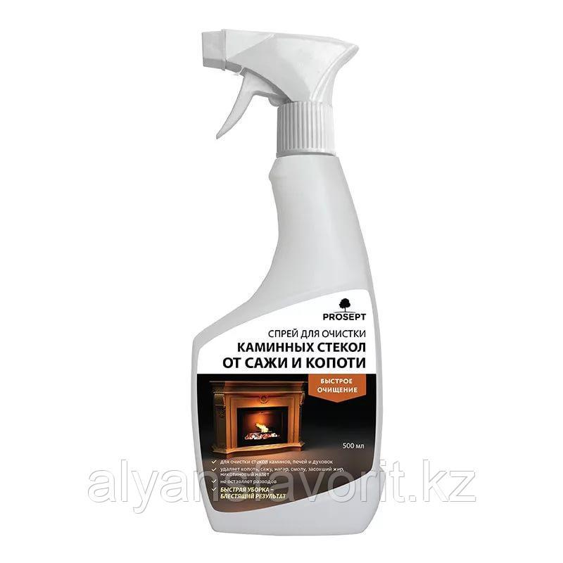 Universal Hard  - средство для очистки каминных стекол от сажи и копоти. 500 мл.РФ