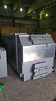 Твердотопливный котел длительного горения  КВ 650