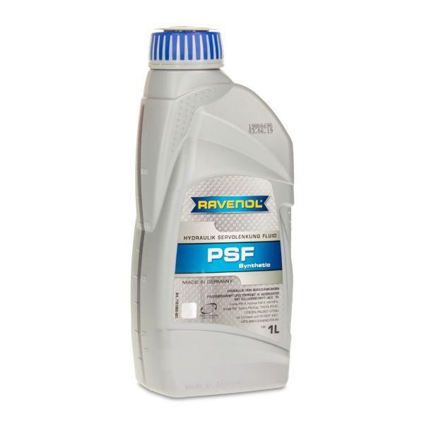 Гидравлическая жидкость для ГУР RAVENOL Hydraulik PSF Fluid 1L.
