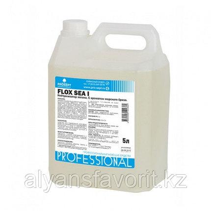 Flox Sea I - нейтрализатор запаха с ароматом морского бриза. 5 литров.РФ, фото 2