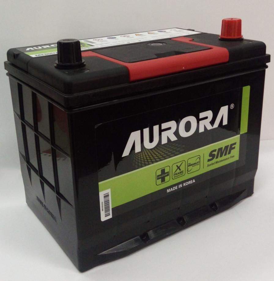Аккумулятор автомобильный AURORA 70 Ah 80D26L