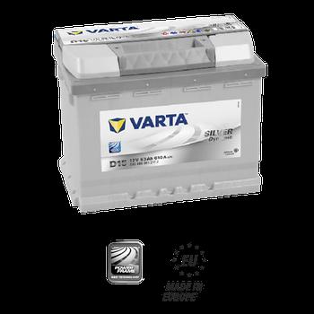 Аккумулятор VARTA 63Ah 563 400 061