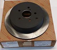 Диск тормозной задний TOYOTA HIGHLANDER/KLUGER/LEXUS RX350 14-