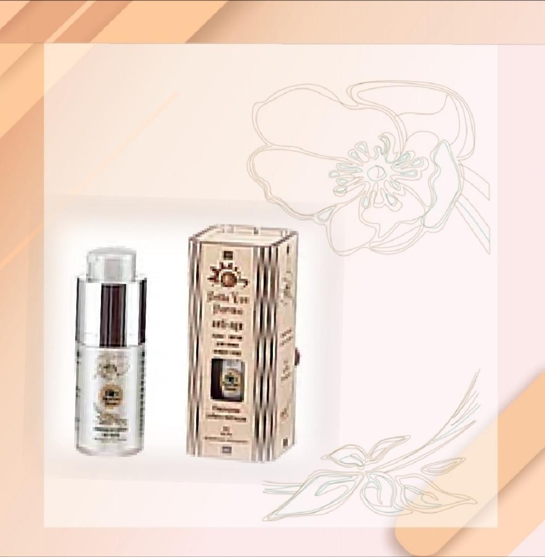 "ANTI AGE крем-актив для кожи вокруг глаз ""Belle Vue Derme"" с пептидами Аматокин и Гексапептид"