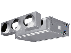 Канальные двухрядные фанкойлы MDV: MDKT2-800G50 (7.5 кВт / 50 Pa), фото 2
