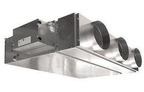 Канальные двухрядные фанкойлы MDV: MDKT2-1400G50 (12.3 кВт / 50 Pa), фото 2