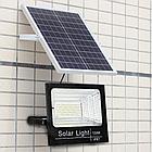 Solar Light Прожектор на солнечных батареях 100W с пультом управления, фото 3