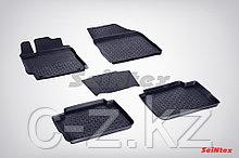 Резиновые коврики с высоким бортом для Toyota Camry 50 2012-н.в.