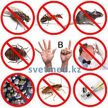 Уничтожение микроорганизмов, плесени, насекомых, грызунов