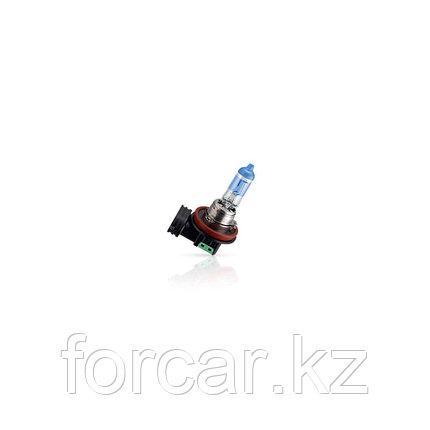 Автомобильная лампа H11 WHITE VISION 12V 55W B1 12362 PHILIPS, фото 2