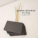 Комплект черных ценников, фото 2