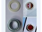 Люверсы металлические 12мм. для автоматных пробойников(1000штук в упаковке), фото 2