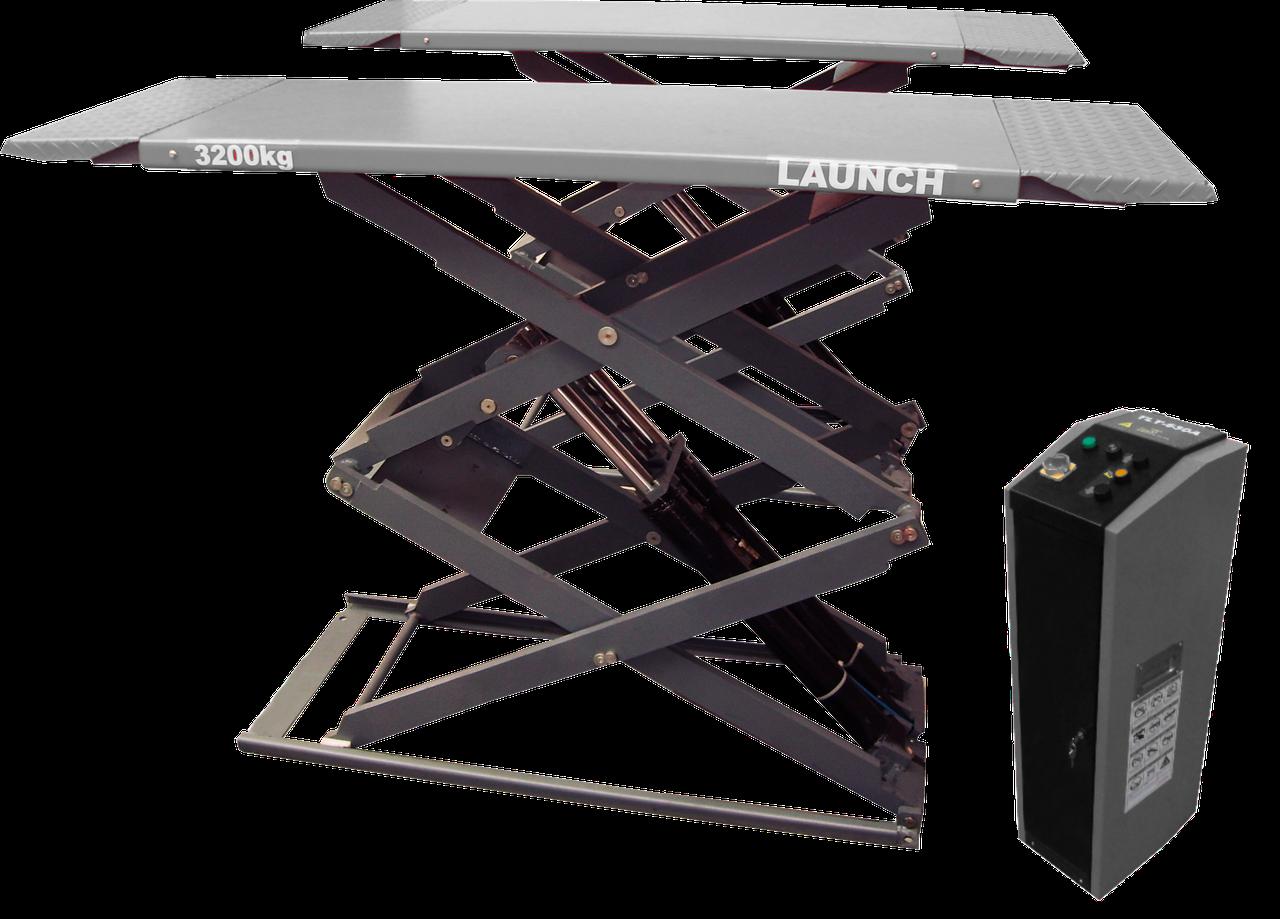 LAUNCH TLT-632AF – ножничный электрогидравлический подъемник