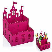 """Органайзер для канцелярии """"Замок принцесса"""", фото 1"""