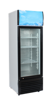Витринный холодильник VASIN LC-318F