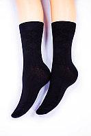 Носки мужские, черные, р-р 44-46