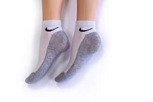 Носки женские, спорт  серые, р-р 36-40