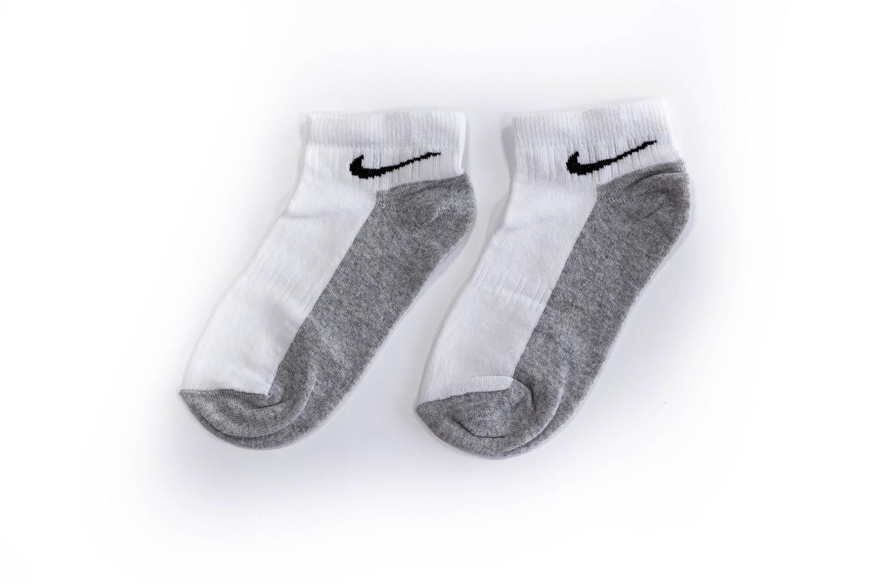 Носки подростковые, спорт серые, р-р18-22