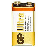 Батарейка GP Ultra Alkaline 1604AU-U1, 6LF22, 9V