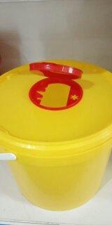 Емкость-контейнер для сбора органических отходов 6л