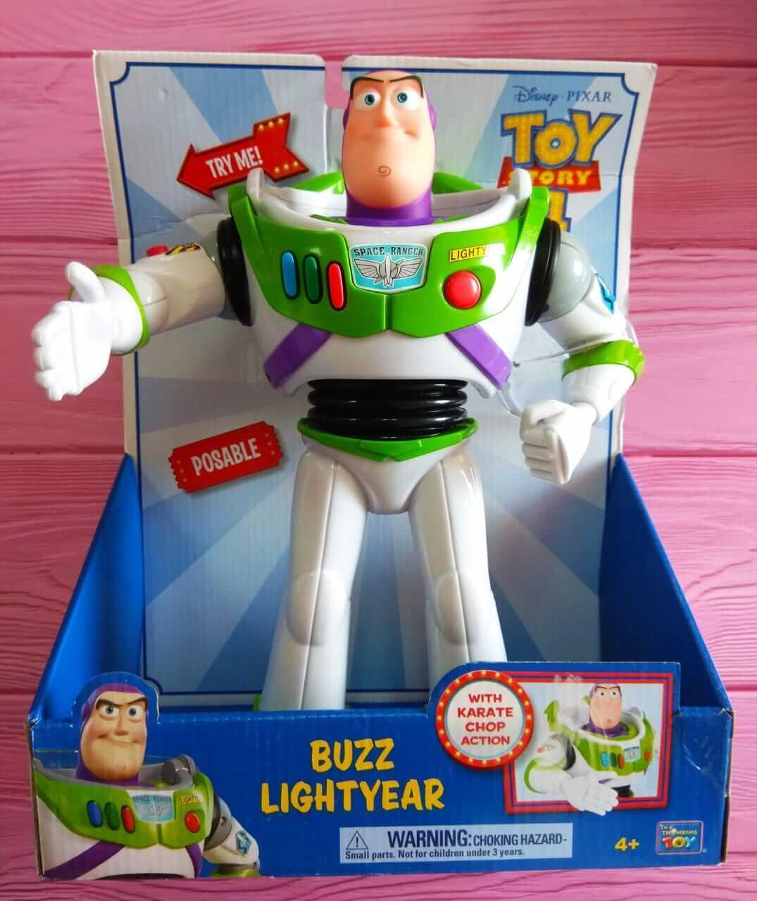 Toy Story История игрушек Базз Лайтер 30 см