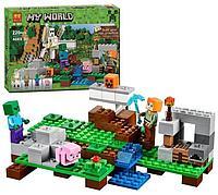 Конструктор BELA 10468 Minecraft, фото 1