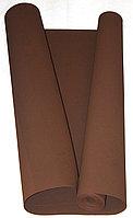 Фоамиран в рулоне - коричневый