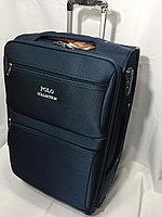 Средний дорожный чемодан на 4-х колесах Polo Collection. Высота 65 см, длина 42 см, ширина 26 см., фото 1