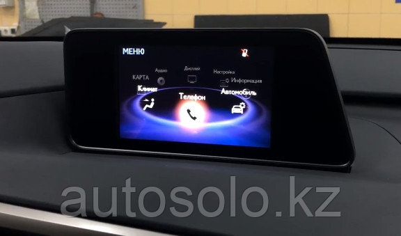 Навигационный блок navitouch nt3335 Lexus RX NX ES IS 2014-2018 Android