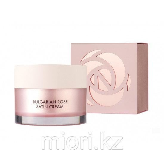 Крем на основе болгарской розы HEIMISH BULGARIAN ROSE SATIN CREAM