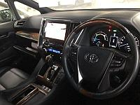 "Навигационный блок navitouch NT 3325 Toyota Alphard 2016+ 7"" JBL"