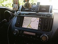 "Навигационный блок navitouch NT 3325 Toyota prado LC150 2013-2017 7"" JBL"