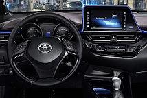 "Навигационный Android блок navitouch NT 3325 Toyota CH-R 2016+ 8""JBL"