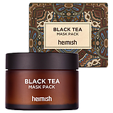 Маска для лица с черным чаем Heimish Black Tea Mask Pack, фото 2