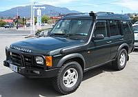 Шноркель для Land Rover Discovery 1