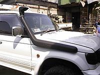 Шноркель для Mitsubishi Pajero