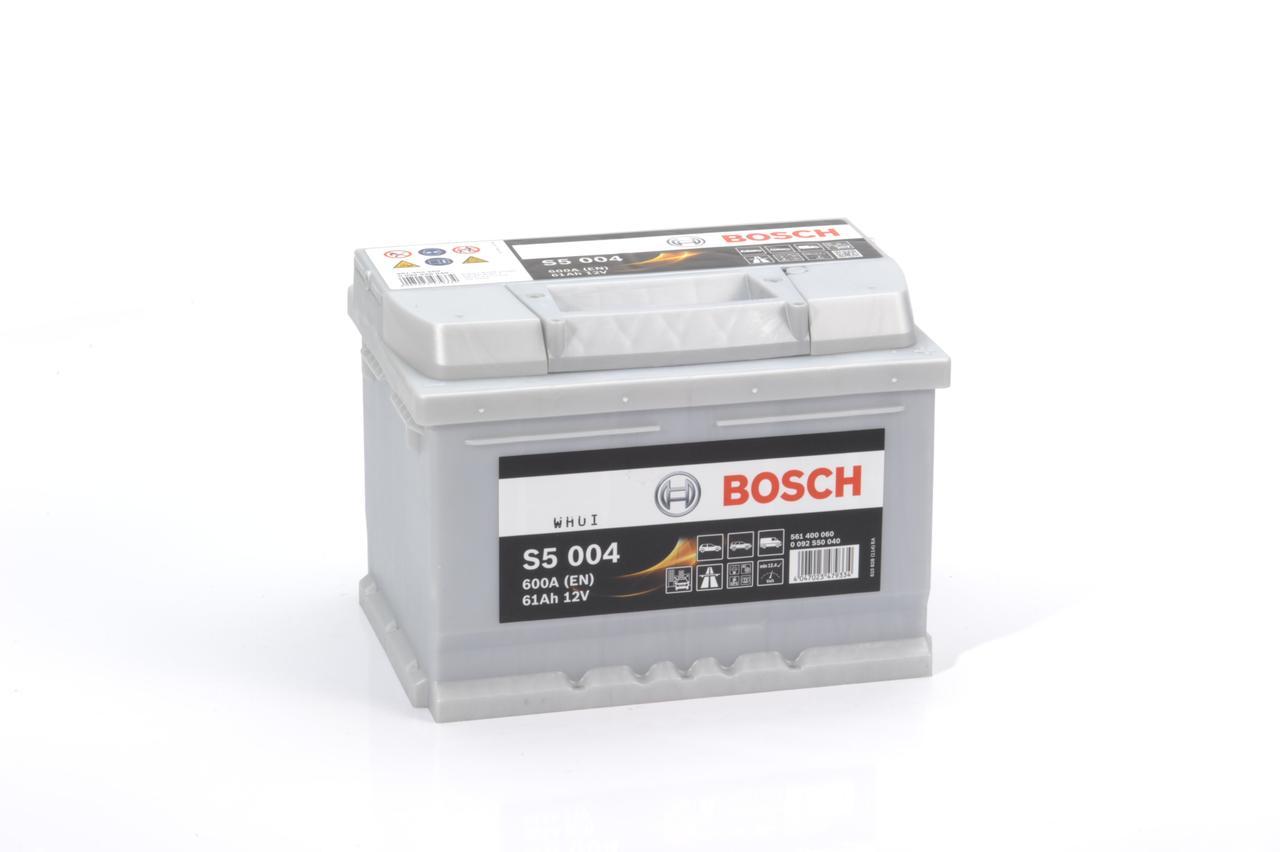 Аккумулятор для автомобиля BOSCH 61Ah 561 400 060