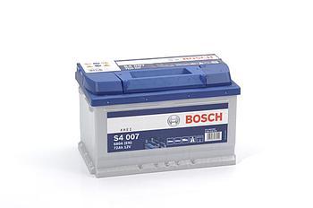 Аккумулятор автомобильный BOSCH 72Ah 572 409 068