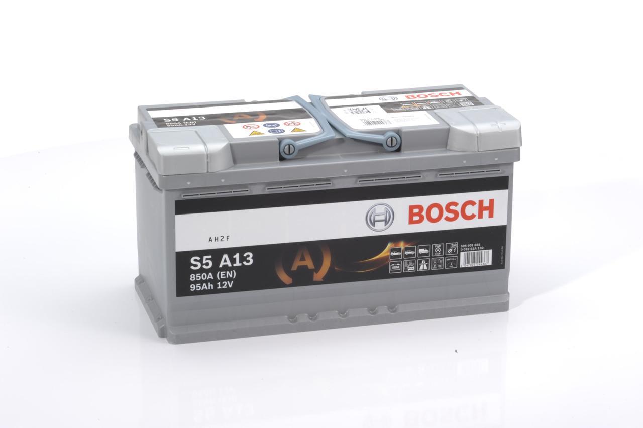 Аккумулятор автомобильный BOSCH 95Ah 595 901 085