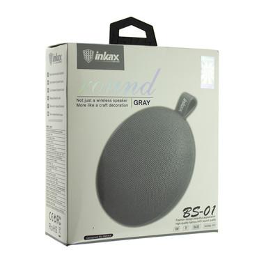 Колонка Inkax BS-01 Grey