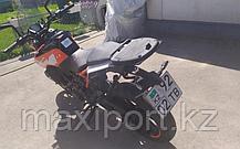 Багажник для мотоцикла Ktm Duke 250 390 с площадкой под кофр givi monolock, фото 2