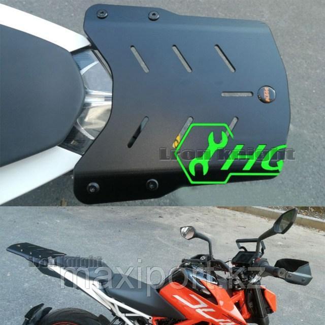 Багажник для мотоцикла Ktm Duke 250 390 с площадкой под кофр givi monolock