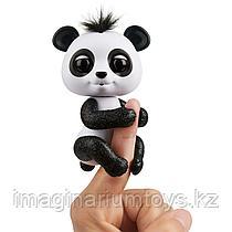 Интерактивная панда Фингерлингс черно-белая