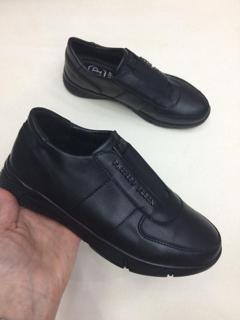 Туфли брендовые Philipp Plein подростковые - фото 1