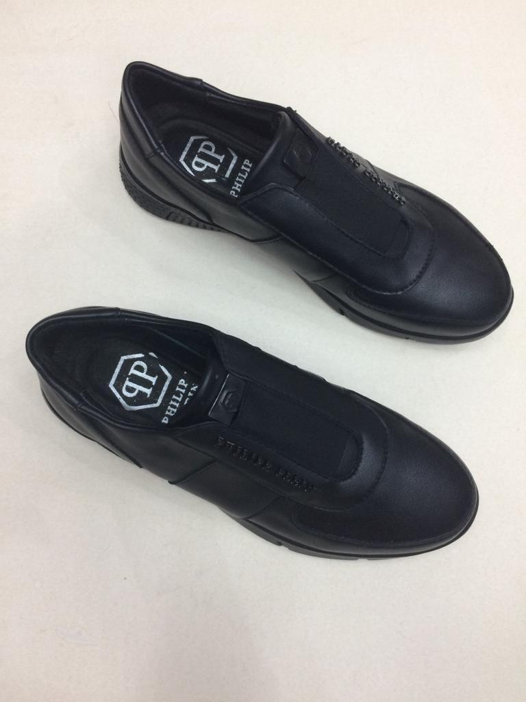 Туфли брендовые Philipp Plein подростковые - фото 2
