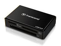 Картридер Transcend USB 3.1 Card Readers RDF8 Black