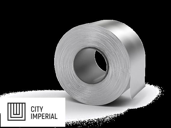 Лента биметаллическая АКЖАК (Железо-Кремнистый Алюминий-Сталь-Железо-Кремнистый Алюминий)