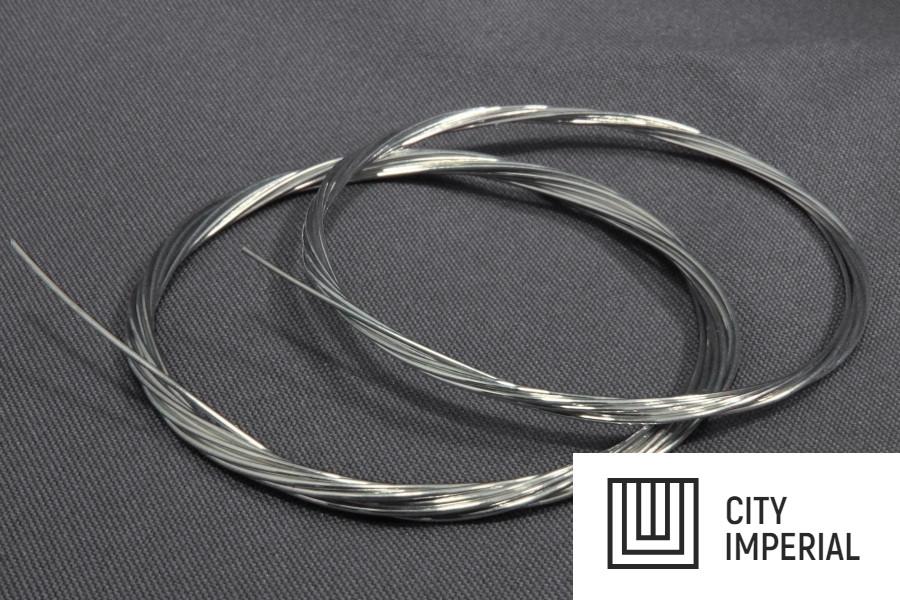 Проволока серебряная ПСр70
