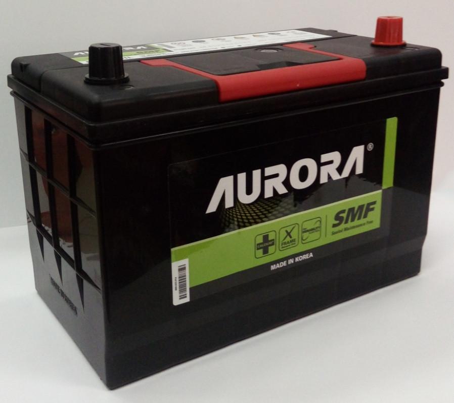 Аккумулятор автомобильный AURORA 90 Ah 105D31R